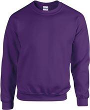 Picture of Team Sweater Heavy blend crew neck Gildan Purple
