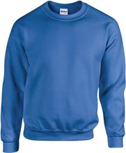 Picture of Team Sweater Heavy blend crew neck Gildan Royal Blue