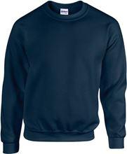 Picture of Team Sweater Heavy blend crew neck Gildan Navy