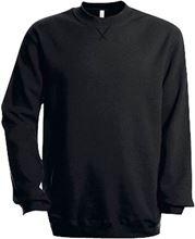Picture of Sweater met Ronde Hals Kariban Black