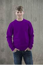 Picture of AWDIS Sweatshirt Magenta Magic