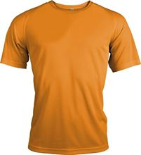 Picture of Proact Heren Sport T-shirt Orange
