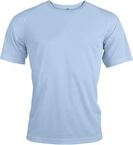 Afbeelding van Proact Heren Sport T-shirt Sky Blue