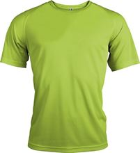 Picture of Proact Heren Sport T-shirt Lime