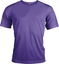 Picture of Proact Heren Sport T-shirt Violet