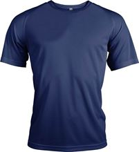 Picture of Proact Heren Sport T-shirt Navy