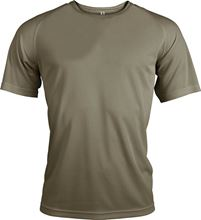 Picture of Proact Heren Sport T-shirt Olive
