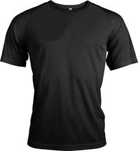 Picture of Proact Heren Sport T-shirt Black