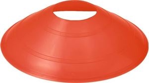 Afbeelding van Afbakenbollen soft plastic per 10 stuks