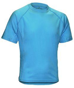 Afbeelding van SALE Kids T-Shirt Performance Turquoise 10 jr