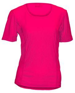 Afbeelding van SALE Dames T-Shirt Performance Magenta - L