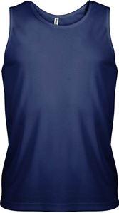 Afbeelding van  Men's sports vest PROACT Navy