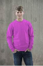 Picture of Sweater AWDIS voor Teams Candy Floss Pink