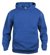Picture of Clique Basic Hoody Junior Kobalt Blauw