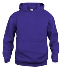 Picture of Clique Basic Hoody Junior Helder Lila