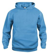 Picture of Clique Basic Hoody Junior Turquoise