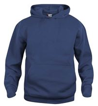 Picture of Clique Basic Hoody Junior Donkerblauw