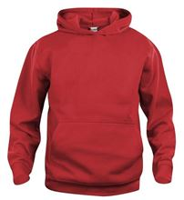 Picture of Clique Basic Hoody Junior Rood