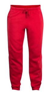 Afbeelding van Clique Basic Pants Rood
