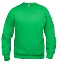 Picture of Clique Basic Roundneck Sweater Grasgroen