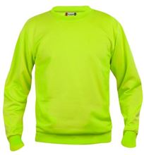 Picture of Clique Basic Roundneck Sweater Signaal Groen