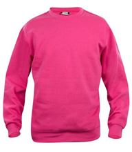 Picture of Clique Basic Roundneck Sweater Helder Kersen