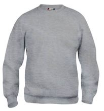 Picture of Clique Basic Roundneck Sweater Grijsmelange