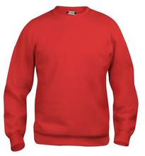 Picture of Clique Basic Roundneck Sweater Rood