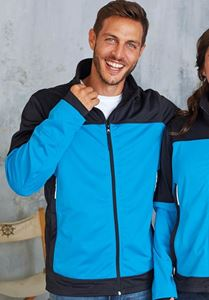Afbeelding van  Mens bicolor softshell jacket Kariban