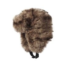 Picture of Paris trapper hat Donkergrijs