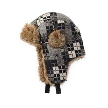 Picture of Radford trapper hat Rood