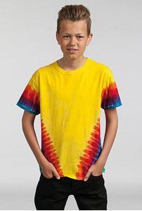 Afbeelding van Colortone Kids Rainbow Vee T