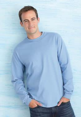 Picture of Ultra Cotton Adult Long Sleeve T-shirt Gildan