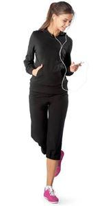 Afbeelding van Dames driekwart joggingbroek PROACT