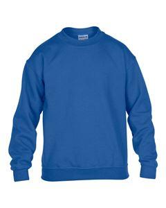 Afbeelding van Gildan Heavy Blend™ youth crew neck sweatshirt Royal Blue
