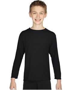 Afbeelding van Gildan performance youth long sleeve t-shirt