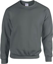 Picture of Heavy blend crew neck - sweat-shirt unisex model Charcoal