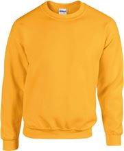 Picture of Heavy blend crew neck - sweat-shirt unisex model Gold
