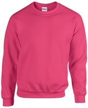 Picture of Heavy blend crew neck - sweat-shirt unisex model Heliconia