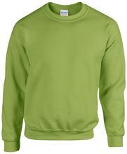 Picture of Heavy blend crew neck - sweat-shirt unisex model Kiwi