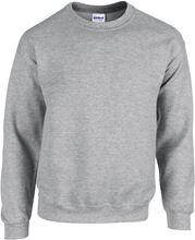 Picture of Heavy blend crew neck - sweat-shirt unisex model Sport grey