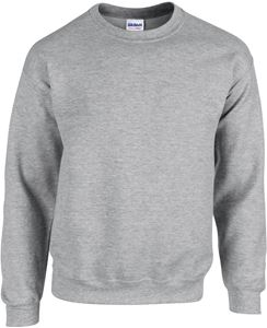 Afbeelding van Heavy blend crew neck - sweat-shirt unisex model Sport grey