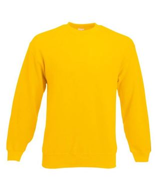 Picture of Classic Set-in Sweat Fruit of the Loom Sunflower