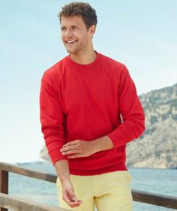 Afbeelding van Lightweight set-in sweatshirt Fruit of the Loom