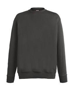 Afbeelding van Lightweight set-in sweatshirt Fruit of the Loom Light Graphite