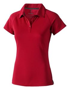 Afbeelding van  Ottawa Cool Fit Dames Polo Rood