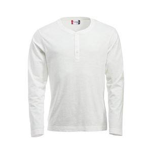 Afbeelding van Clique Orlando T-shirt lange mouw Wit