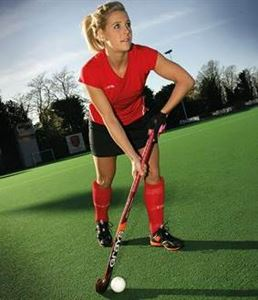 Afbeelding van G650 Grays Dames Hockey shirt ronde hals