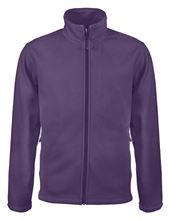 Picture of Falco - Fleece met rits Kariban Purple