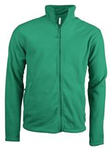 Picture of Falco - Fleece met rits Kariban Kelly Green